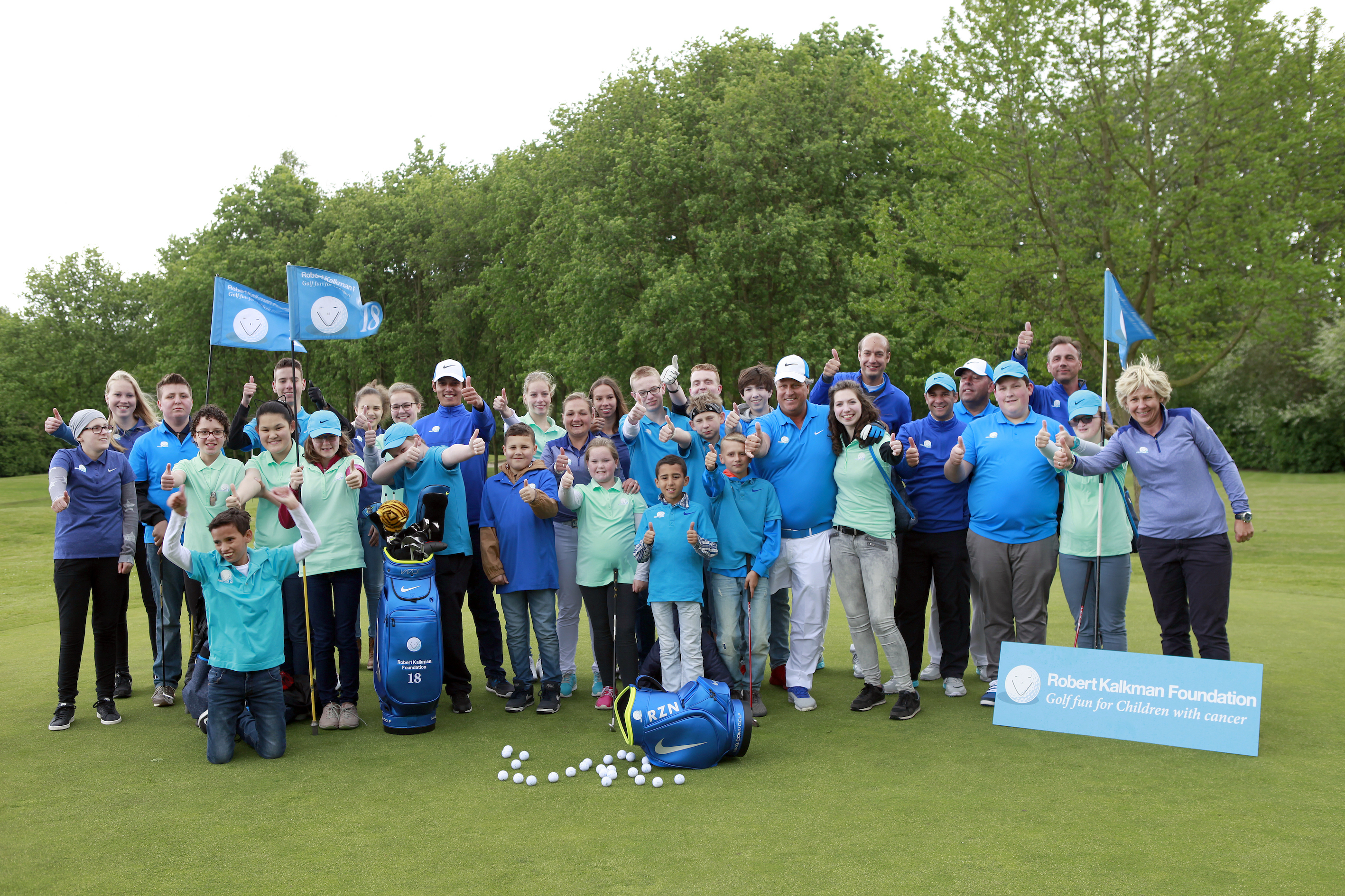 Golf Fun Clinic - Mei 2016